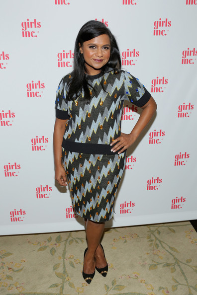 Mindy Kaling Pencil Skirt