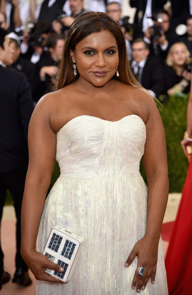 Mindy Kaling Gemstone Ring