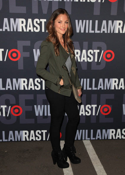 Minka Kelly Ankle Boots