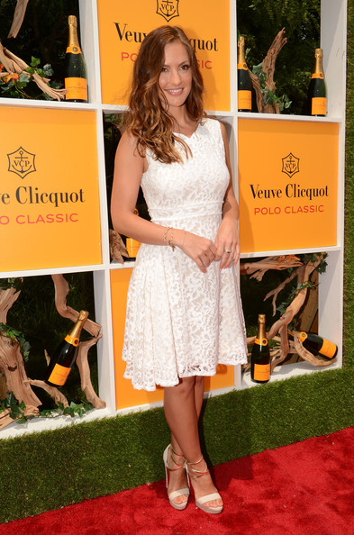 Minka Kelly Day Dress