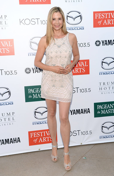 Mira Sorvino Evening Sandals