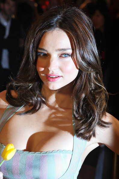 Miranda Kerr Medium Curls