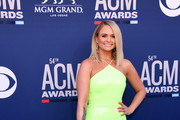 Miranda Lambert Halter Dress