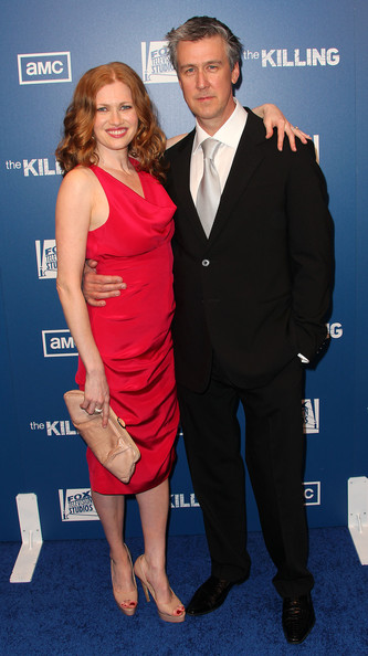 Mireille Enos Shoes
