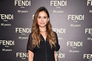 Miroslava Duma Little Black Dress