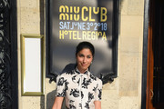 Miu Miu 2019 Cruise Collection Show : Photocall - Paris
