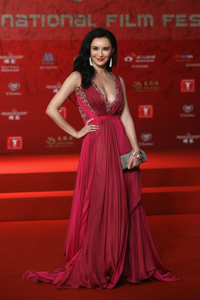 Mo Xiaoqi Evening Dress