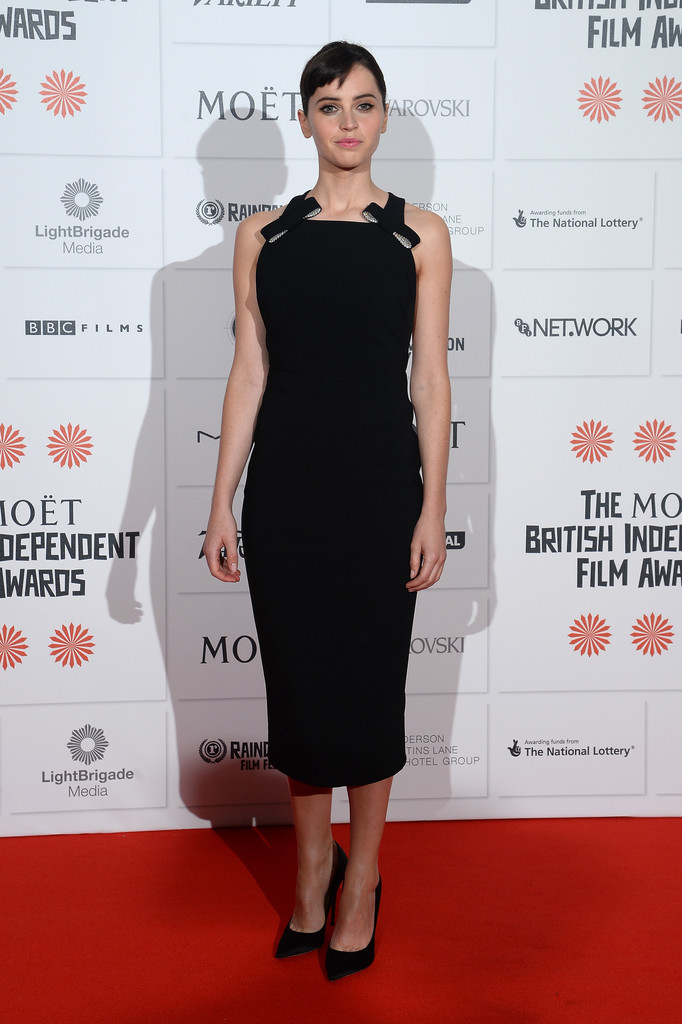 Moet British Independent Film Awards 2013 - Red Carpet Arrivals