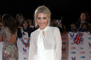 Mollie King Box Clutch