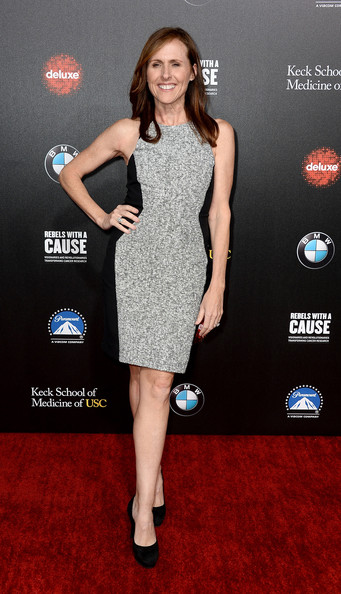Molly Shannon Cocktail Dress [dress,clothing,red carpet,carpet,cocktail dress,premiere,little black dress,fashion,flooring,footwear,arrivals,molly shannon,california,hollywood,paramount studios,rebels with a cause gala,2nd annual rebels with a cause gala]