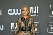 Molly Sims Embroidered Dress