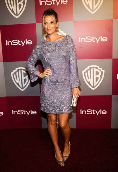 Molly Sims Platform Pumps