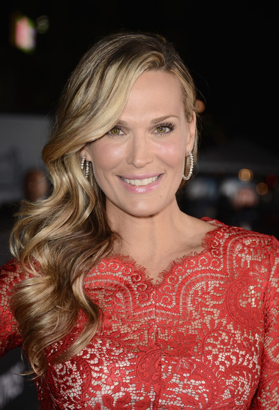 Molly Sims Long Curls