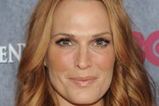 Molly Sims Long Wavy Cut