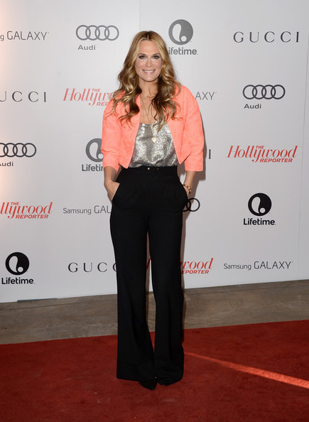 Molly Sims Cropped Jacket