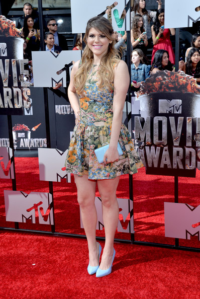 Molly Tarlov Print Dress