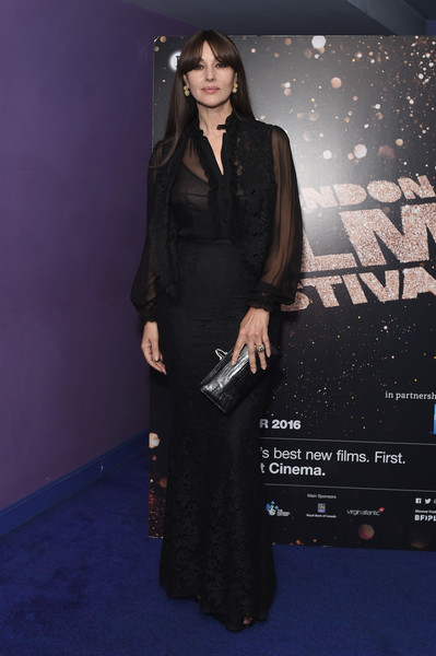Monica Bellucci Long Skirt