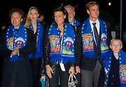 Pierre Casiraghi sported a blue-and-white spotted tie at the 35th Monte-Carlo International Circus Festival in 2011.