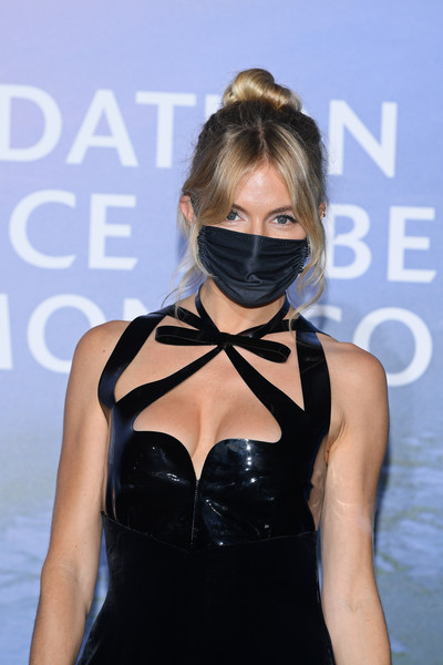 More Pics of Sienna Miller Loose Bun (1 of 7) - Sienna Miller Lookbook - StyleBistro [monte-carlo gala for planetary health : photocall,photograph,clothing,latex clothing,fashion,hairstyle,latex,fashion model,dress,fetish model,headgear,fashion show,sienna miller,actor,fashion,clothing,latex clothing,latex,monaco,monte-carlo,2020,monte carlo,actor,photograph,september,red carpet,getty images,image,sienna miller]