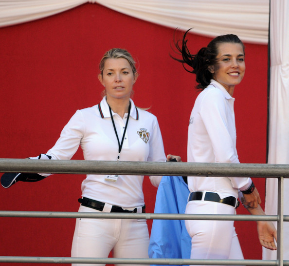 More Pics of Charlotte Casiraghi Ponytail (1 of 35) - Charlotte Casiraghi Lookbook - StyleBistro [red,muscle,competition,competition event,uniform,championship,games,edwina alexander,monte-carlo jumping international,charlotte casiraghi,r,gucci pro-am,australian,monte-carlo,monaco,l,international monte-carlo jumping]