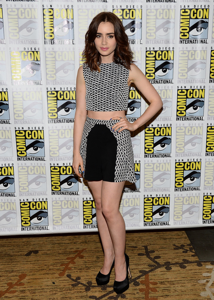 'The Mortal Instruments' Cast Gathers at Comic-Con