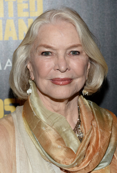 Ellen Burstyn kept it classic with this bob at the New York premiere of 'A Most Wanted Man.'