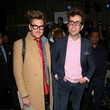 Henry Holland and Nick Grimshaw at Mr. Start