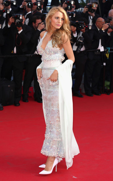 Blake Lively (in Chanel Couture) as Ariel