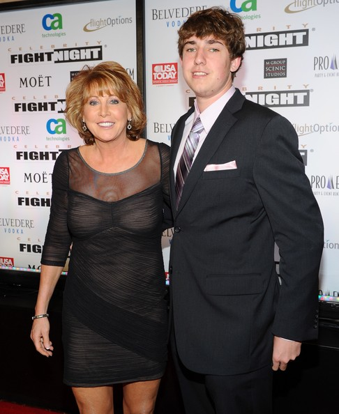 More Pics of Nancy Lieberman Little Black Dress (1 of 8) - Nancy Lieberman Lookbook - StyleBistro