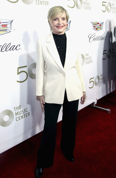 More Pics of Florence Henderson Short Side Part (1 of 7) - Short Hairstyles Lookbook - StyleBistro []