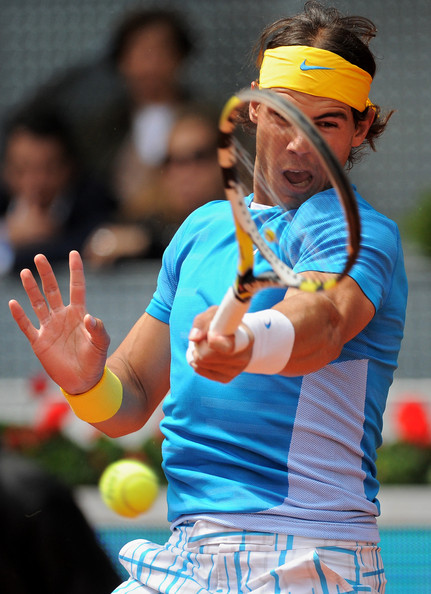 More Pics of Rafael Nadal Headband (1 of 25) - Rafael Nadal Lookbook - StyleBistro []
