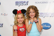 Noah Cyrus and Emily Grace Reaves Photo