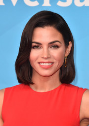 Jenna Dewan-Tatum went for a classic and sweet mid-length bob when she attended the 2018 NBCUniversal Summer Press Day.