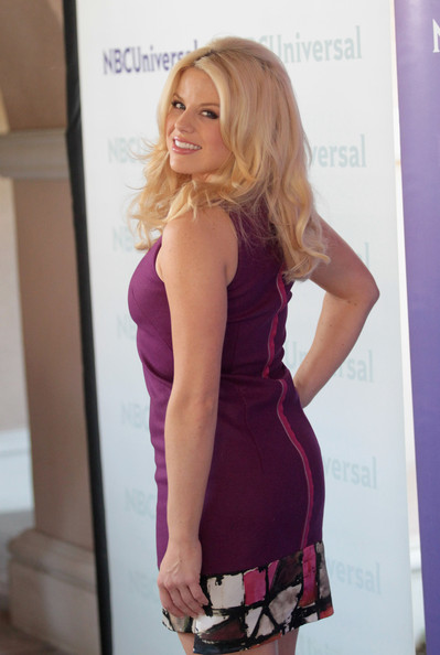 More Pics of Megan Hilty Layered Cut (1 of 3) - Megan Hilty Lookbook - StyleBistro
