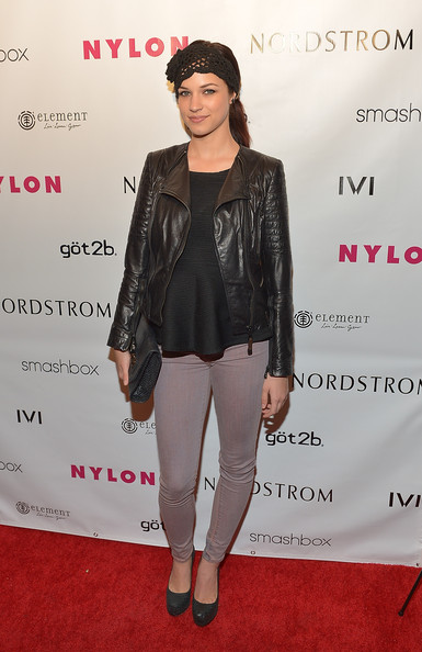 More Pics of Alexis Knapp Leather Jacket (1 of 2) - Alexis Knapp Lookbook - StyleBistro