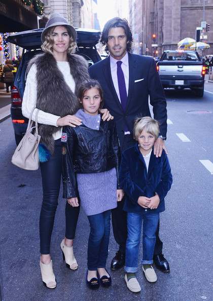 Nacho Figueras And St. Regis Hotels & Resorts Celebrate The Holiday Season