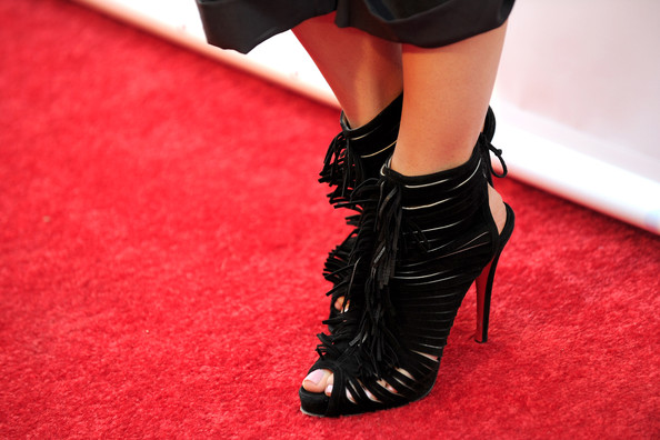 Nadine Velasquez Shoes