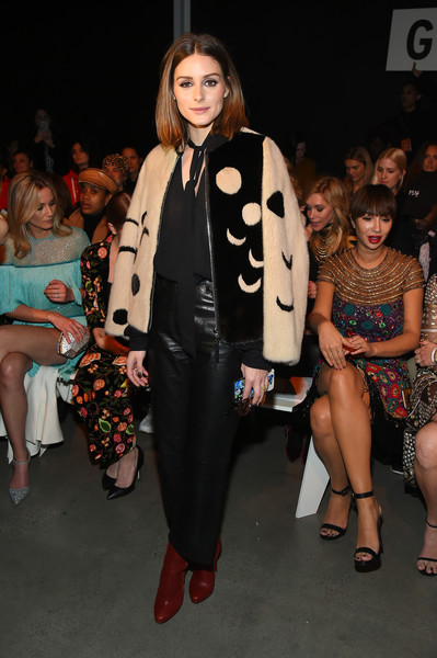 Olivia Palermo at Naeem Khan
