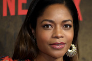 Naomie Harris Gold Hoops