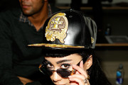 Natalia Kills Custom Baseball Cap