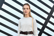 Natalia Vodianova Crewneck Sweater