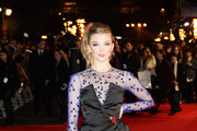Natalie Dormer Beaded Dress