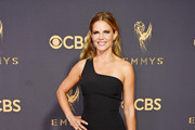 Natalie Morales One Shoulder Dress