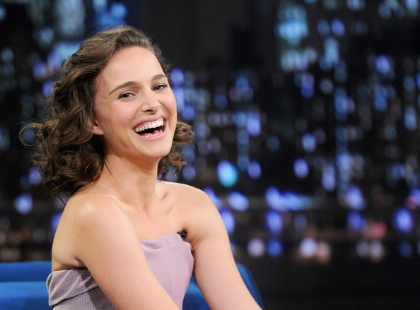 Natalie Portman Visits 'Late Night with Jimmy Fallon'