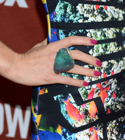 Natalie Zea Statement Ring