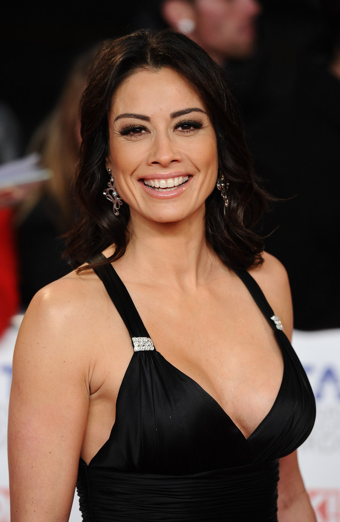 More Pics Of Melanie Sykes Evening Dress 1 Of 4