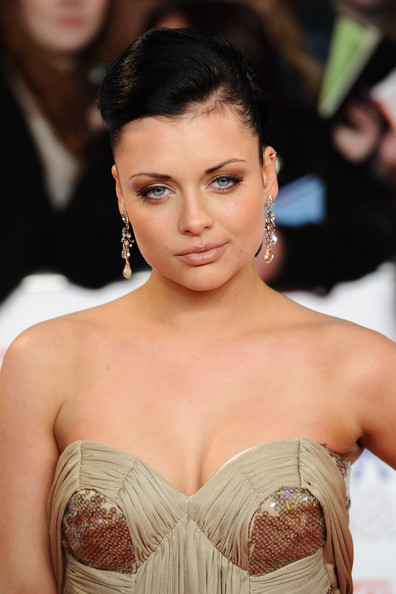 More Pics of Shona McGarty Neutral Eyeshadow (1 of 8) - Shona McGarty Lookbook - StyleBistro