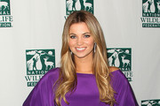 Actress Amber Lancaster attends the National Wildlife Federation's