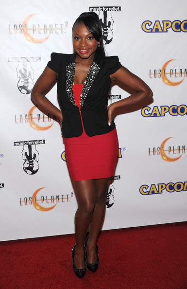 Naturi Naughton Pumps