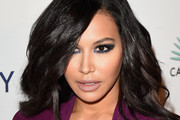 Naya Rivera Smoky Eyes